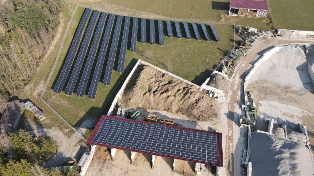 Photovoltaikanlagen / E-Auto-Flotte